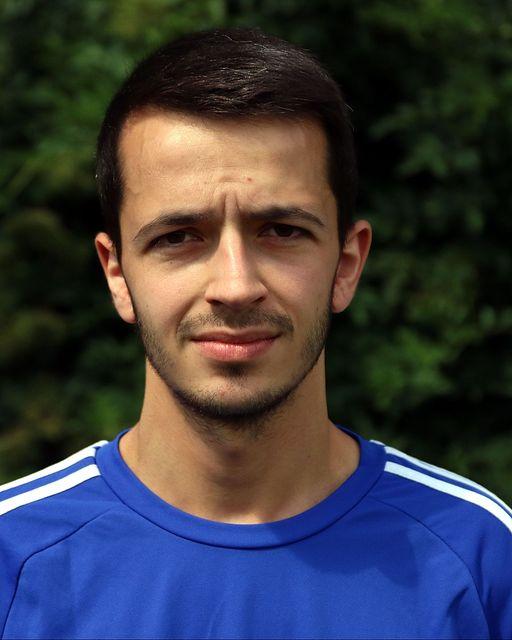 Wußte zu überzeugen: Fabio Piroddi erzielte in der Vorrunde wie sein Mannschaftskollege Nicolas Weßolowski drei Tore.