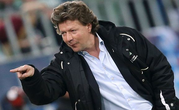 Fingerzeig: Mit Jeff Saibene ging es für den DSC Arminia Bielefeld wieder aufwärts.