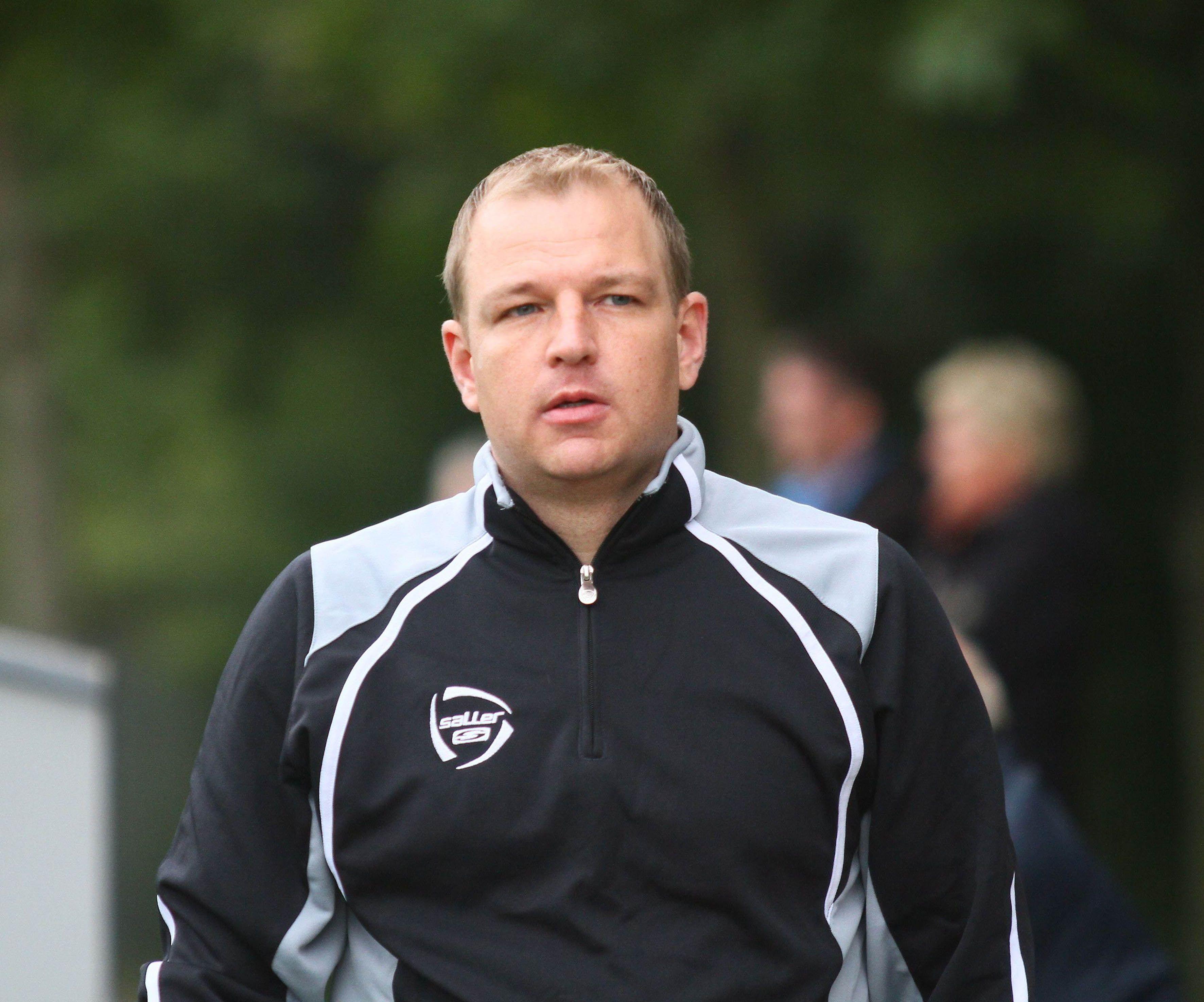 Zurück in die Zukunft: Der ehemalige Spieler Marco Priebe übernimmt zur neuen Saison das Traineramt bei der Spvg. Hiddenhausen.   Foto: Yvonne Gottschlich