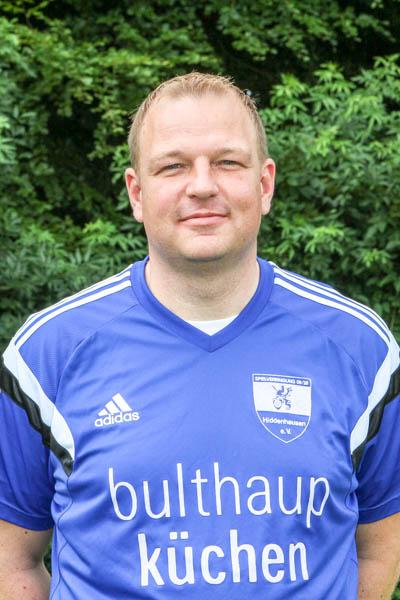 Bleibt dem Verein erhalten: Trainer Marco Priebe betreut unsere A-Liga-Mannschaft auch in der Saison 2018/2019.