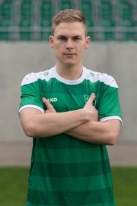 Neu bei der Spielvereinigung: Matthias Schmolka wechselt zur neuen Saison nach Hiddenhausen.