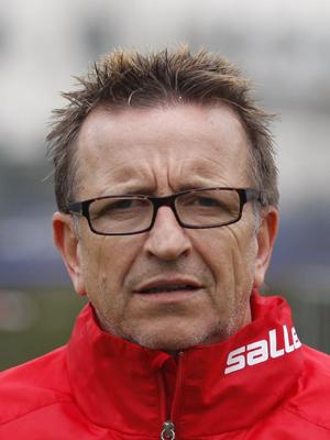 Zu Gast in Lippinghausen: Ex-Nationalspieler Norbert Meier und der DSC Arminia Bielefeld.