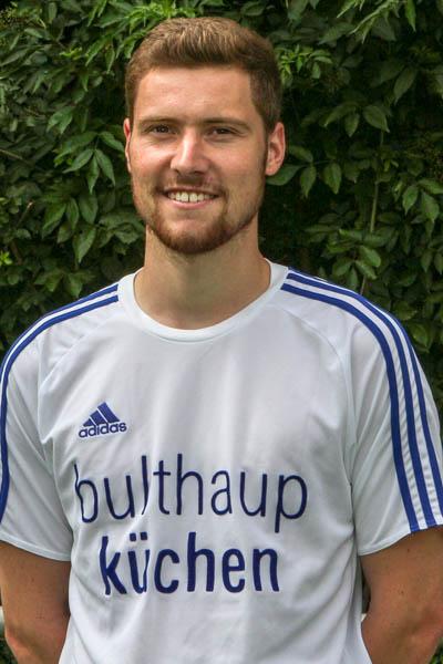 Tor des Monats: Thorben Rose erzielte nicht nur seinen ersten Treffer für die Spielvereinigung, sondern auch einen besonders schönen.