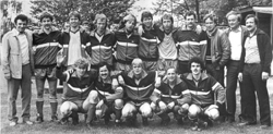 Meistermannschft 1983